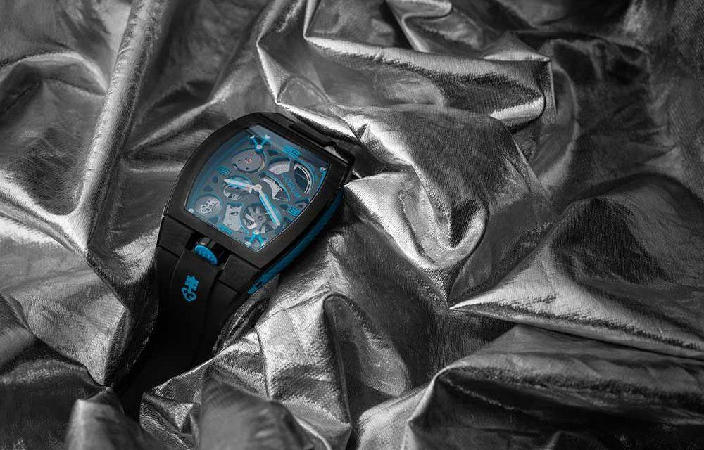 CORUM presenta una oda a la metalurgia antigua con la colección Lab 01