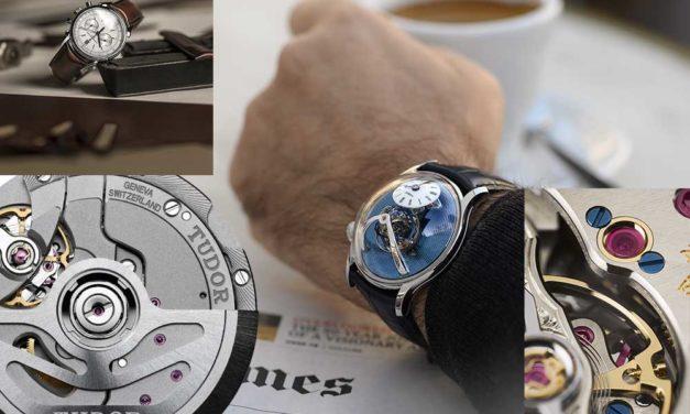 Los mejores relojes de 2019 (2ª parte)