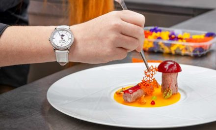 Blancpain se asocia con la prestigiosa Guía Michelin