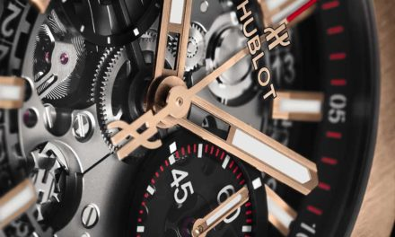Vídeo del Hublot Big Bang Integral