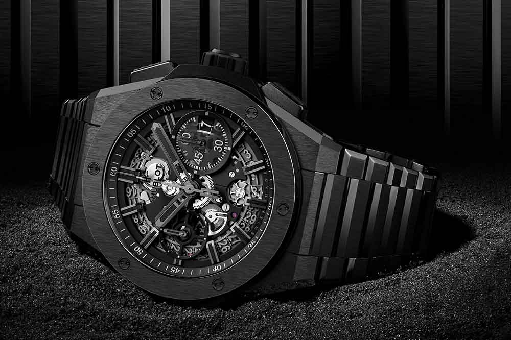 Hublot Big Bang Integral All Black