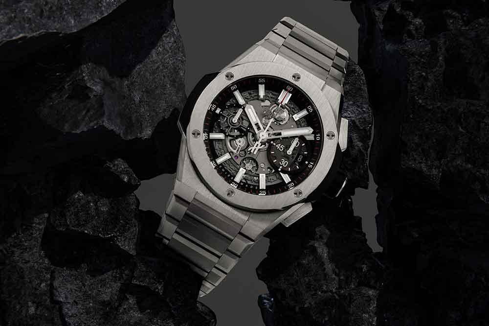 Hublot Big Bang Integral en titanio