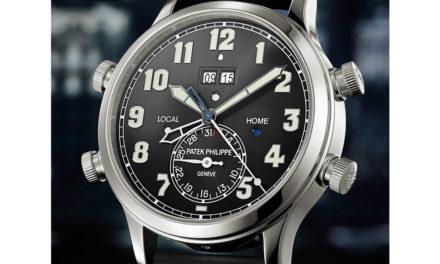 Patek Philippe Alarm Travel Time, el perfecto reloj de viaje