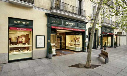 Wempe, diseño minimalista y lujo desenfadado en Madrid