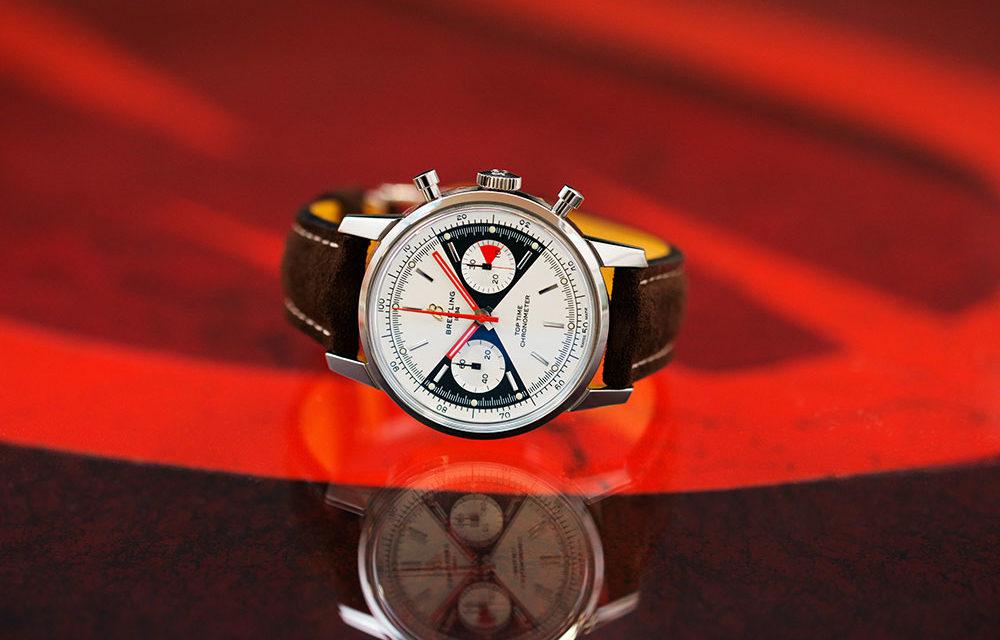 Breitling Top Time Limited Edition: Un estilo personal con toque retro
