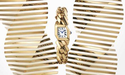 Maillon de Cartier, elegancia en diagonal