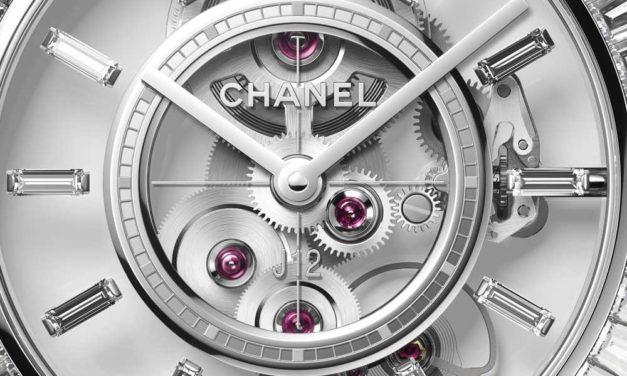 Chanel J12 X-Ray y J12 Paradoxe, de la transparencia a la paradoja