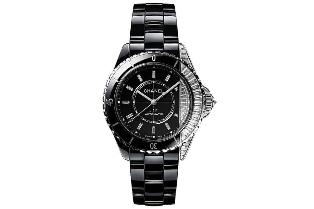 Chanel J12 Paradoxe Diamantes