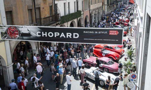 Chopard Mille Miglia, homenaje a la carrera más bonita del mundo