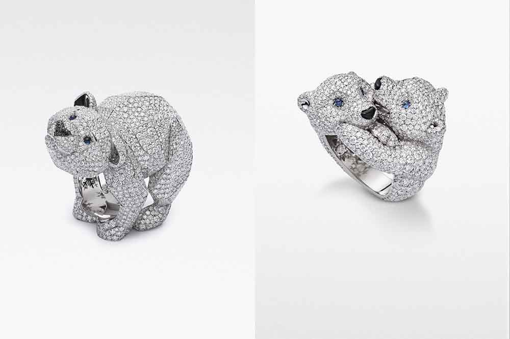 Chopard Red Carpet 2020: Oso Polar