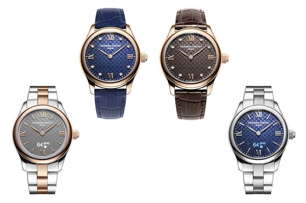 Frédérique Constant Smartwatch Ladies Vitality