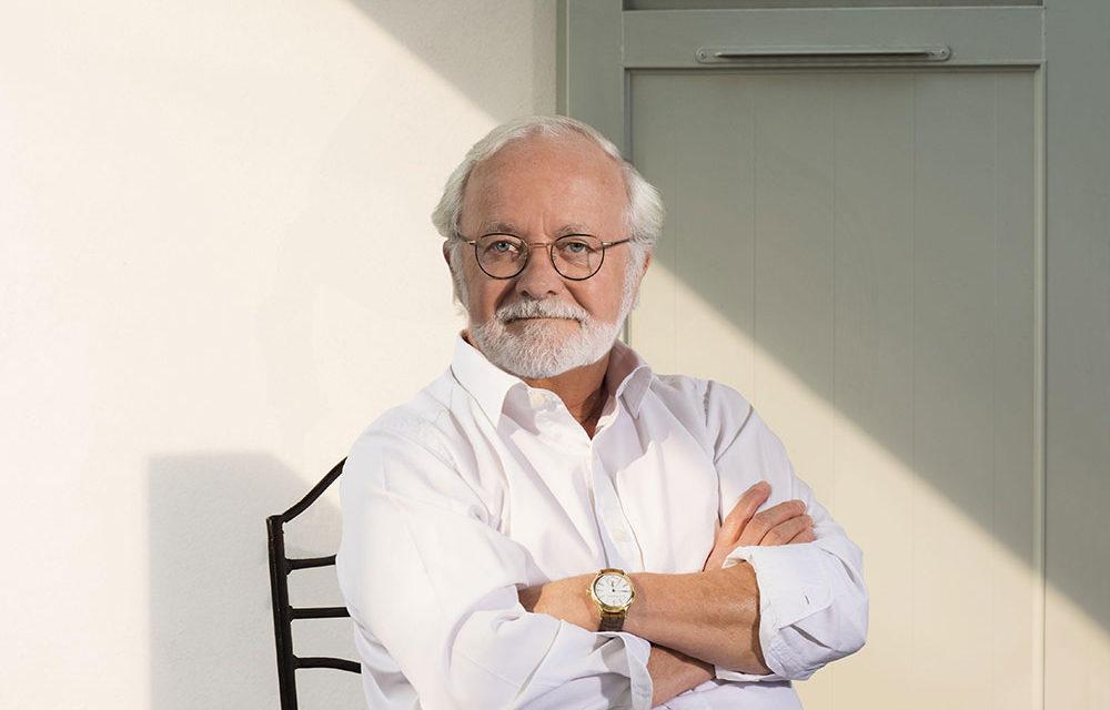 Laurent Ferrier. La pasión que une alta relojería y motorsport