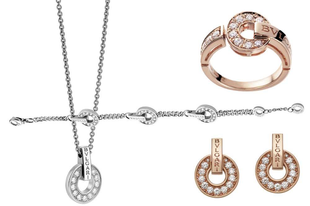 Colección BB Joyas 2020, oro rosa u oro blanco con diamantes