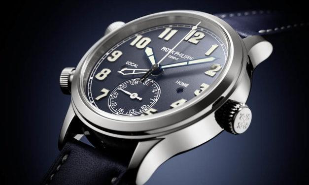 Patek Philippe amplia su colección de relojes Pilot