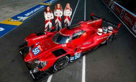 Richard Mille Racing Team pilotó en Le Mans por la investigación médica