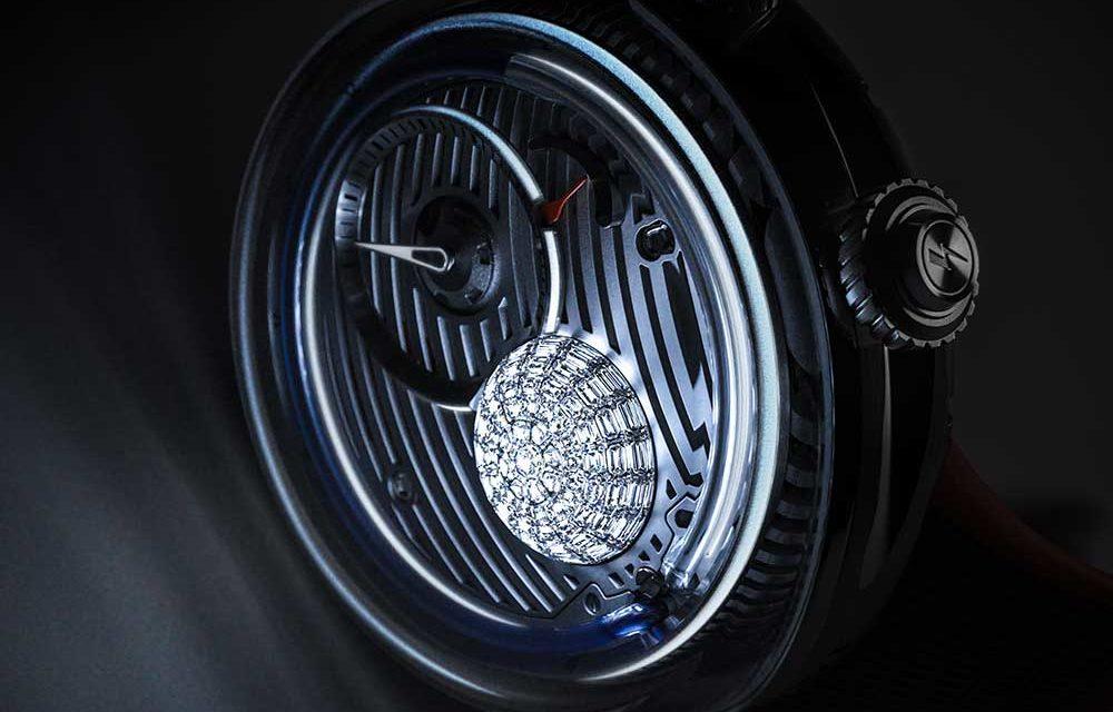 HYT, los relojeros hidromecánicos