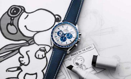"""Omega pone en órbita el Speedmaster """"Silver Snoopy Award"""" 50 Aniversario"""