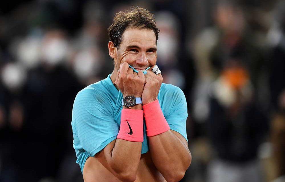 El 13º Roland Garros de Nadal ilumina 10 años de unión con Richard Mille
