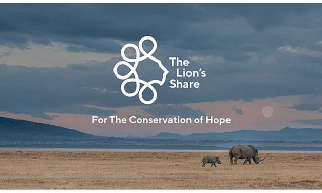 Cartier colabora con The Lion's Share para luchar contra la crisis climática