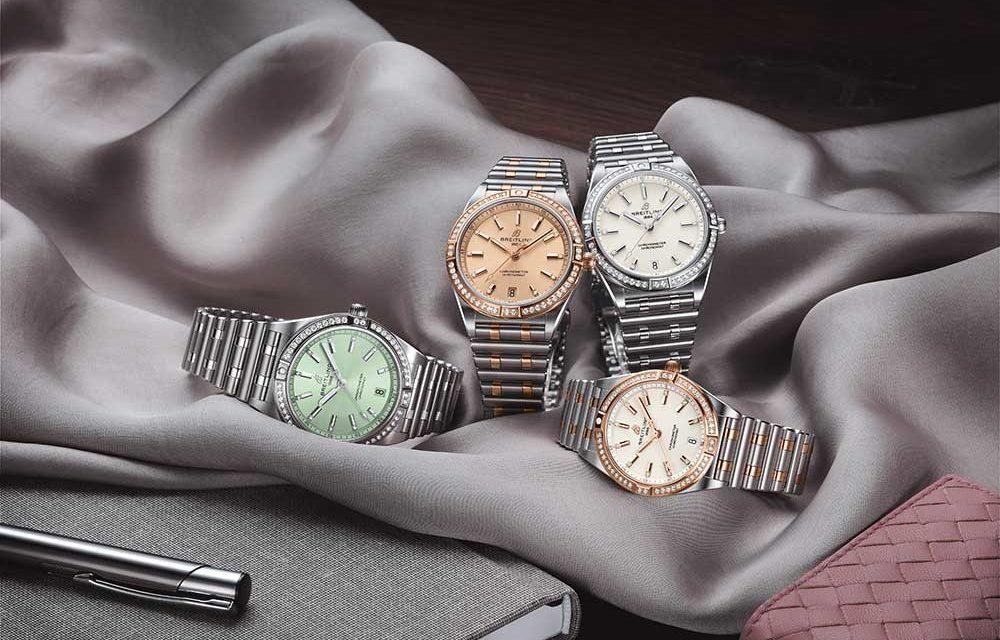 Breitling Chronomat. Inspirados por la mujer de acción
