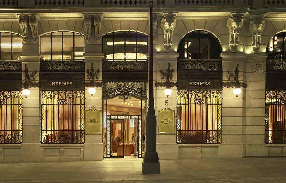 HERMÈS. Lujo en el corazón de Madrid