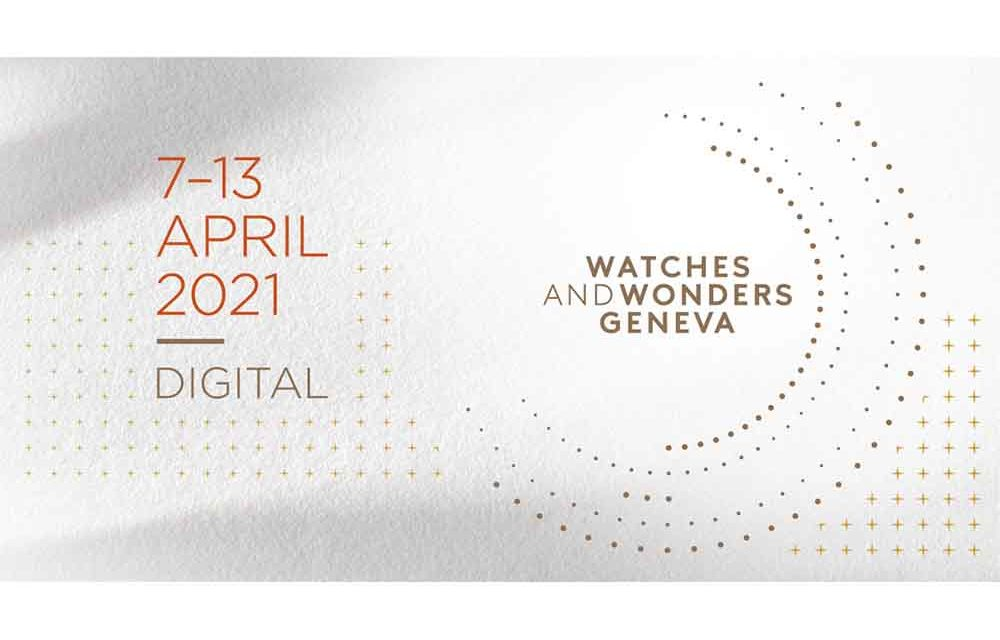 Watches & Wonders Genève, un salón digital para 2021