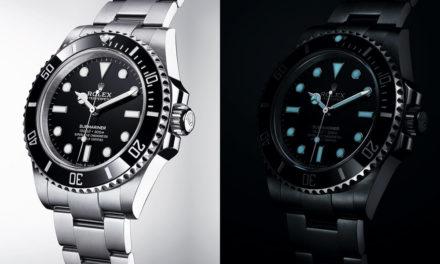 En profundidad: Rolex Submariner, una discreta evolución