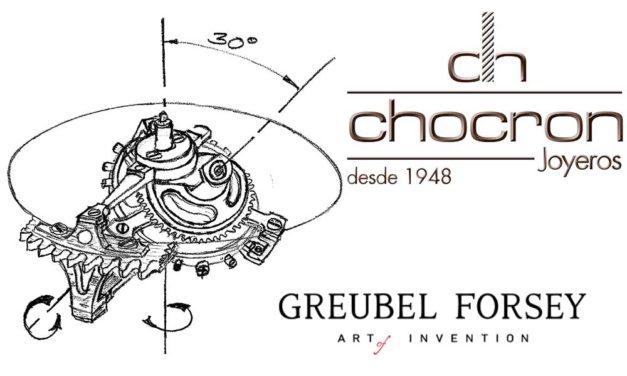 Chocrón Joyeros, distribuidor exclusivo de Greubel Forsey