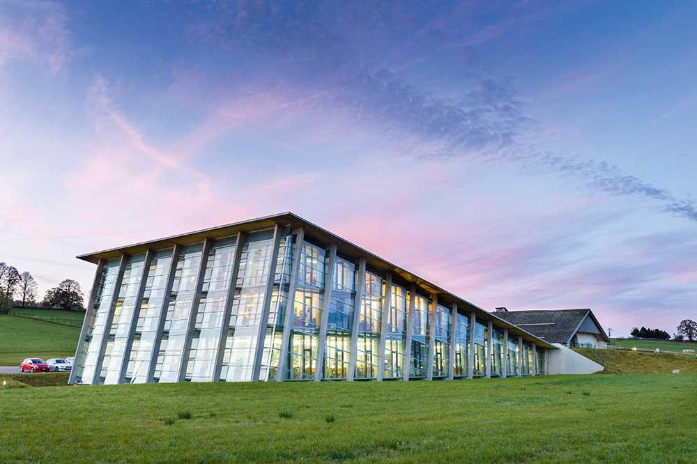 Manufactura Greubel Forsey en La Chaux-de-Fonds