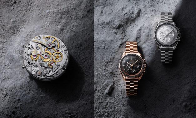OMEGA Speedmaster Moonwatch consigue el certificado Master Chronometer