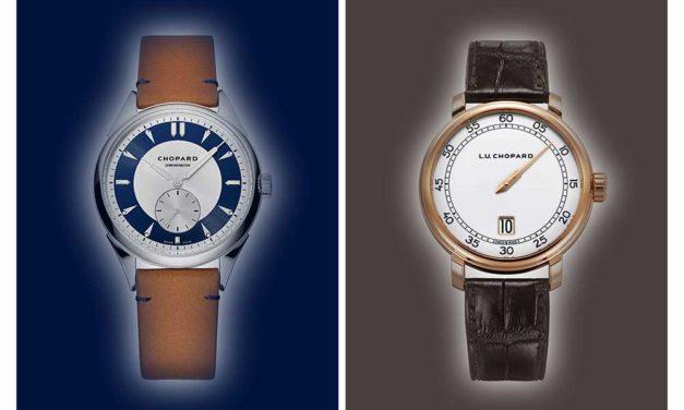 Watches & Wonders: Chopard L.U.C QF Jubilee y L.U.C Quattro Spirit 25