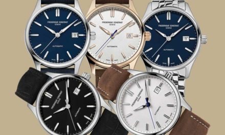 Frederique Constant Classics Index Automatic. Absoluta renovación