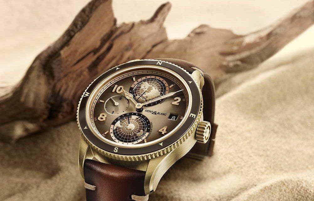 Watches & Wonders: Montblanc 1858 Geosphere Edición Limitada