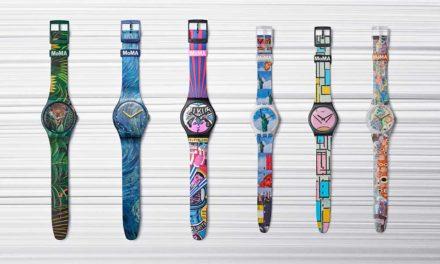 Swatch X MoMA, la Inspiración del arte