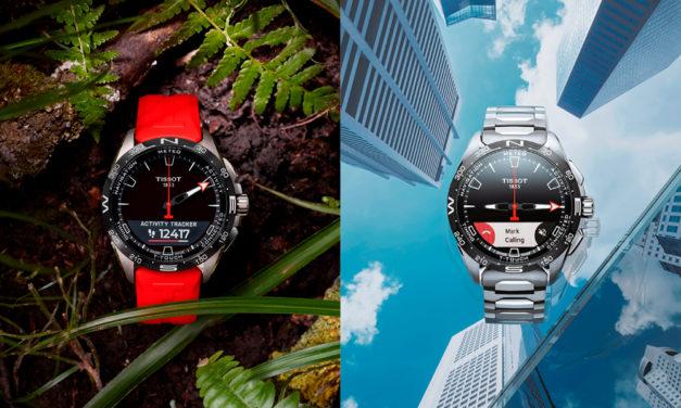 Tissot T-Touch Connect Solar, un reloj impulsado por la naturaleza