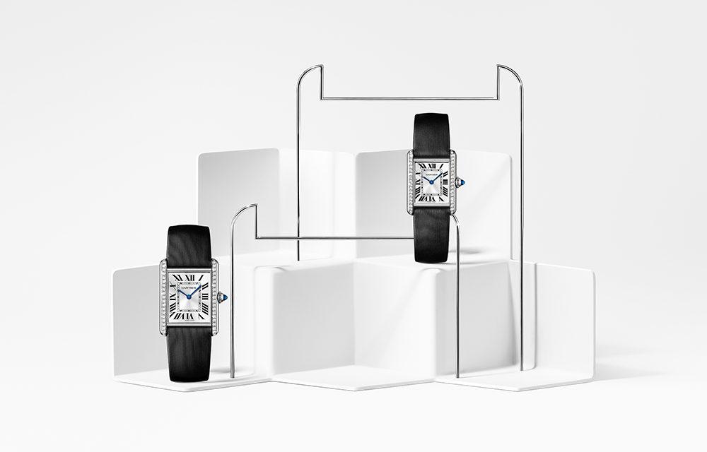 Watches & Wonders: Cartier reinventa el Tank Must