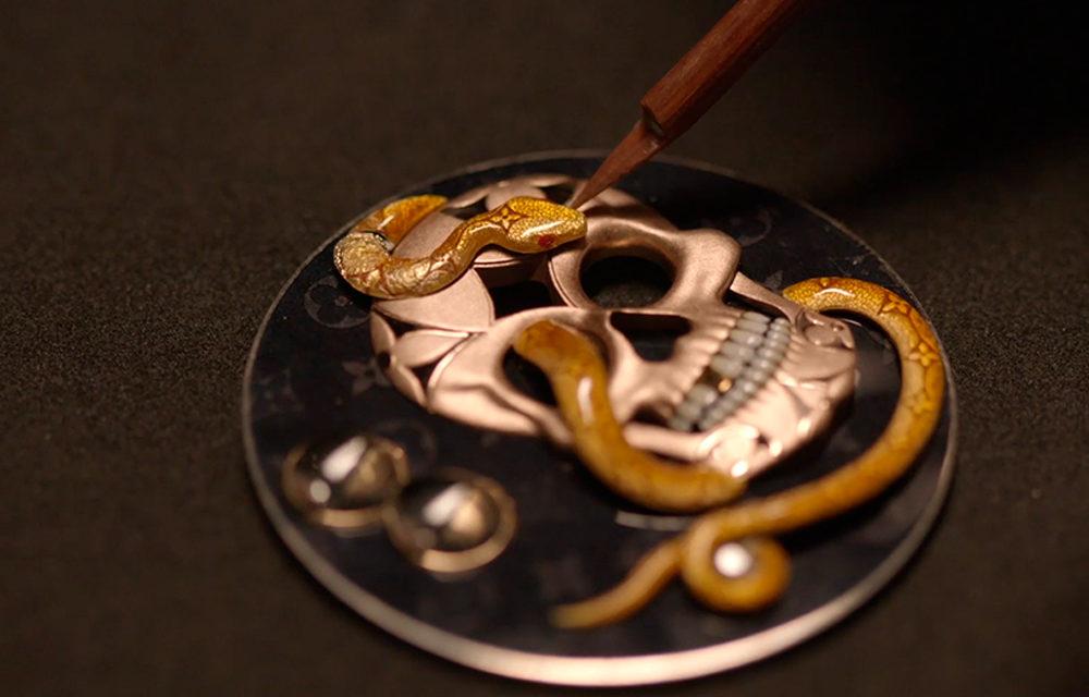 Louis Vuitton Tambour Carpe Diem, un nuevo capitulo en la historia del Jacquemart