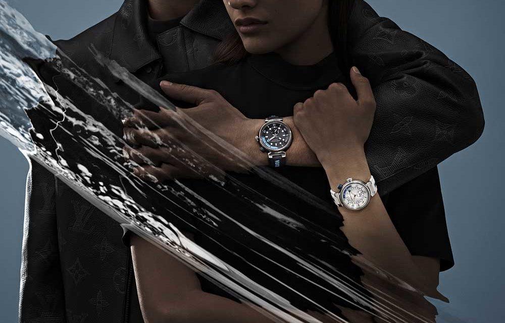 Louis Vuitton Tambour Street Diver. L' âme du Voyage