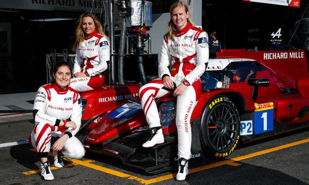 Richard Mille se equipa para el Campeonato Mundial de Resistencia de la FIA