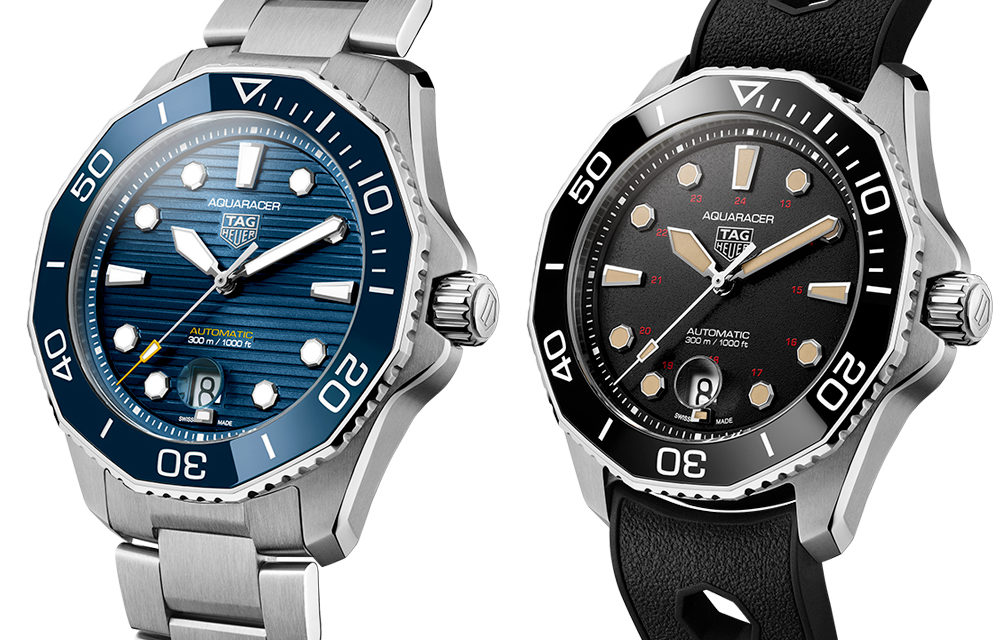 Watches & Wonders:  Regresa el TAG Heuer Aquaracer Professional 300