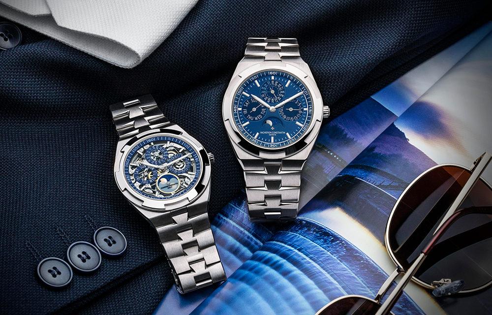 Watches & Wonders: Vacheron Constantin Presenta nuevos modelos de la colección Overseas