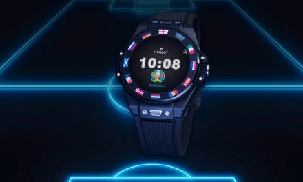 Hublot presenta el reloj oficial de la UEFA EURO 2020