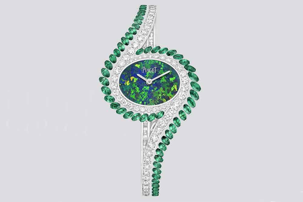 Piaget Limelight Gala High-Jewellery Black Opal