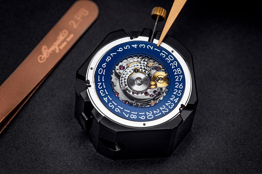 Novedades relojes Breguet