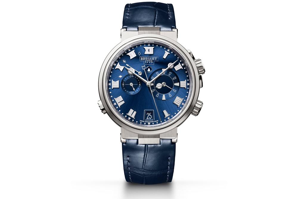 Reloj Breguet Marine Alarme Musicale 5547