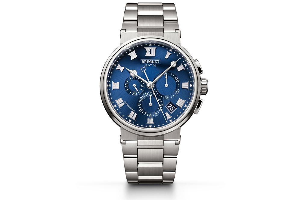 Reloj Breguet Marine Chronographe 5527