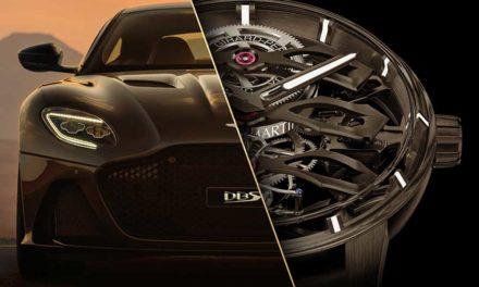 Girard-Perregaux & Aston Martin
