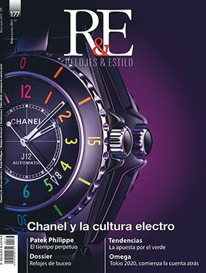 Revista de relojes 176 impresa