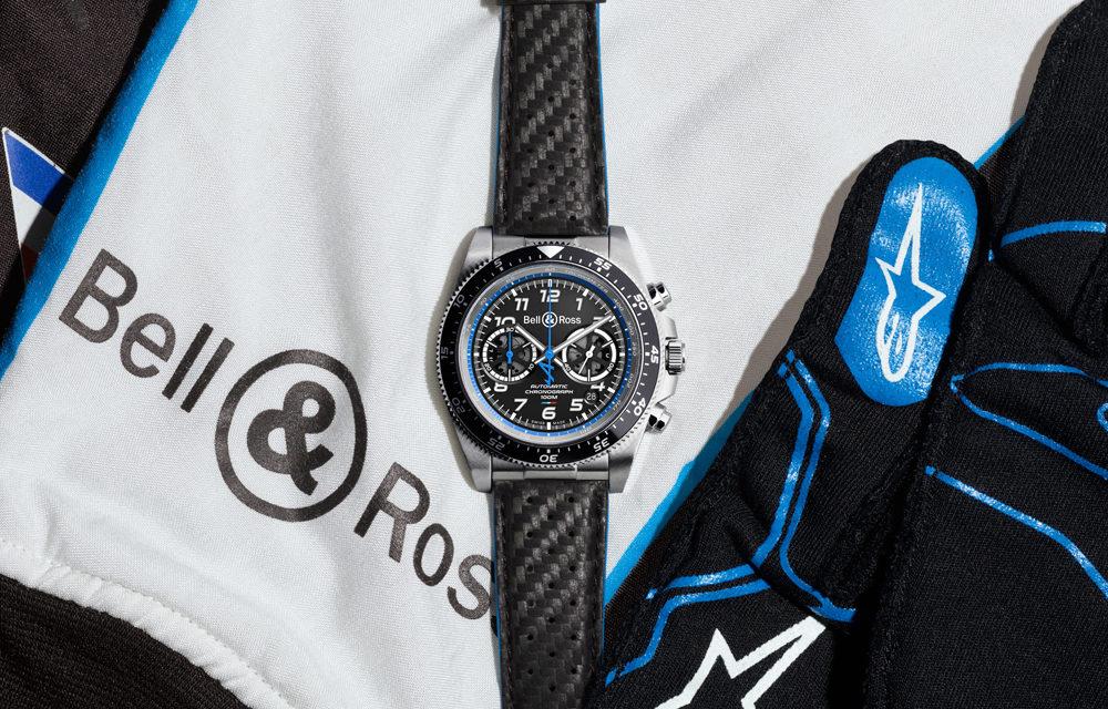 Bell & Ross Alpine F1 Team Collection, cronógrafos a la carrera
