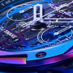 Hublot Big Bang DJ Snake, mil reflejos iridiscentes